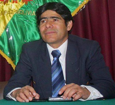Jorge Pérez, exministro de Gobierno.