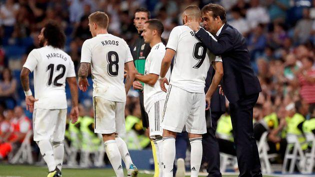 Mariano Díaz está cerca de fichar de nuevo con el Real Madrid