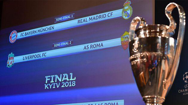 Todo listo para conocer los grupos de la UEFA Champions League