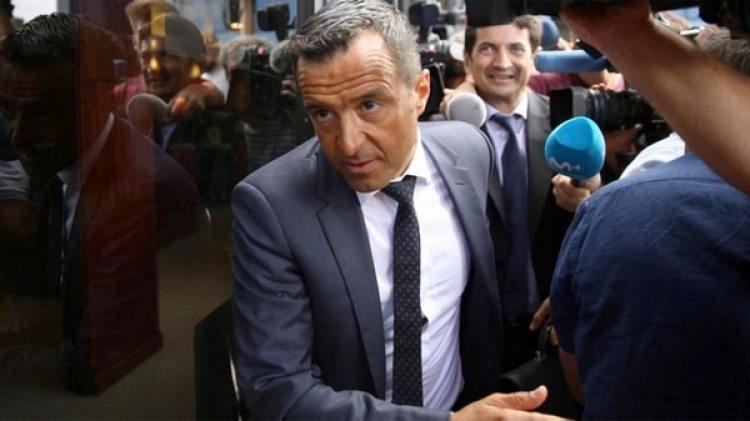 Jorge Mendes cargó contra la decisión de la UEFA