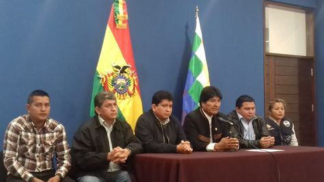 El presidente Evo Morales anuncia rebaja de 20% del costo de energía eléctrica en Pando