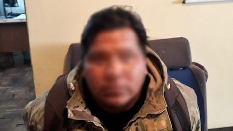 W. S., según la Policía, trabajaba como seguridad del dirigente cocalero Franklin Gutiérrez.