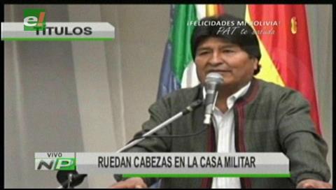 Video titulares de noticias de TV – Bolivia, mediodía del jueves 9 de agosto de 2018