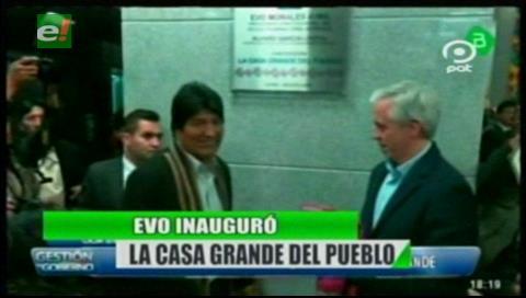 Video titulares de noticias de TV – Bolivia, noche del jueves 9 de agosto de 2018