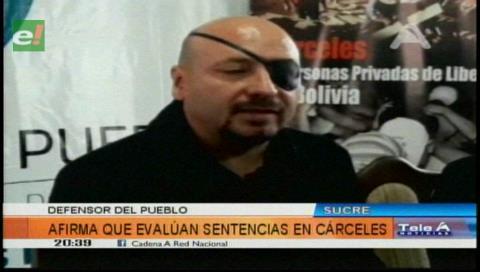 Defensoría del Pueblo: Identifican a 14 reos que cumplieron su condena