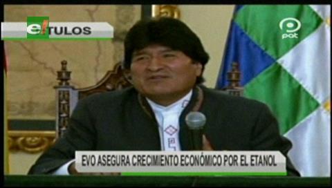 Video titulares de noticias de TV – Bolivia, mediodía del sábado 18 de agosto de 2018