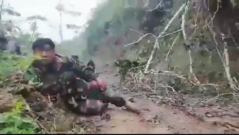 """Policía Boliviana muestra videos de la """"emboscada"""" de cocaleros en La Asunta"""