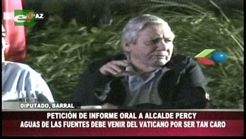 Piden la intervención del Ministerio de Justicia por irregularidades en la Alcaldía cruceña