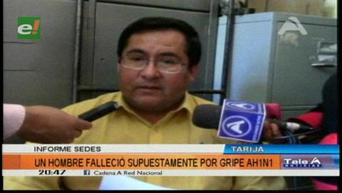 Confirman primera persona fallecida por gripe AH1N1 en Tarija