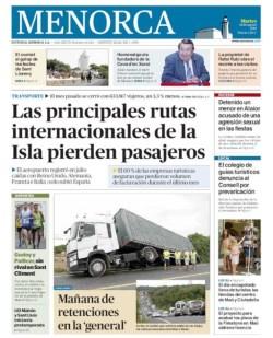 l portada Menorca4