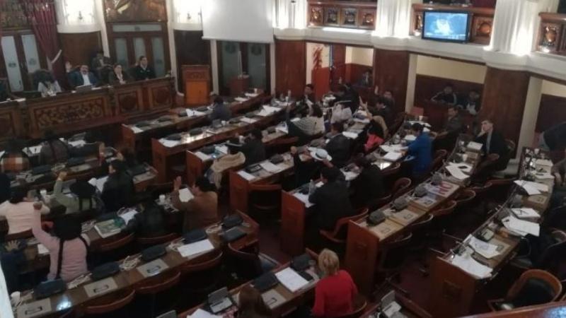 Diputados sanciona ley que prevé elecciones primarias para 2019