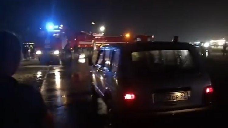 Bomberos acudieron rápidamente a apagar las llamas