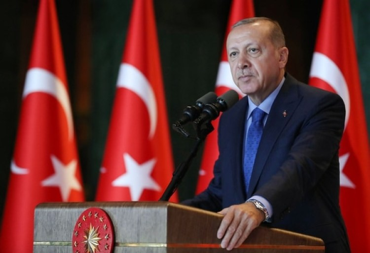 (AFP /Servicio de prensa presidencial / KAYHAN OZER)