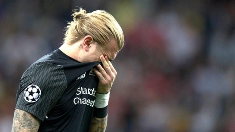 (EFE) El arquero rompió en llanto tras la derrota del Liverpool ante el Real Madrid