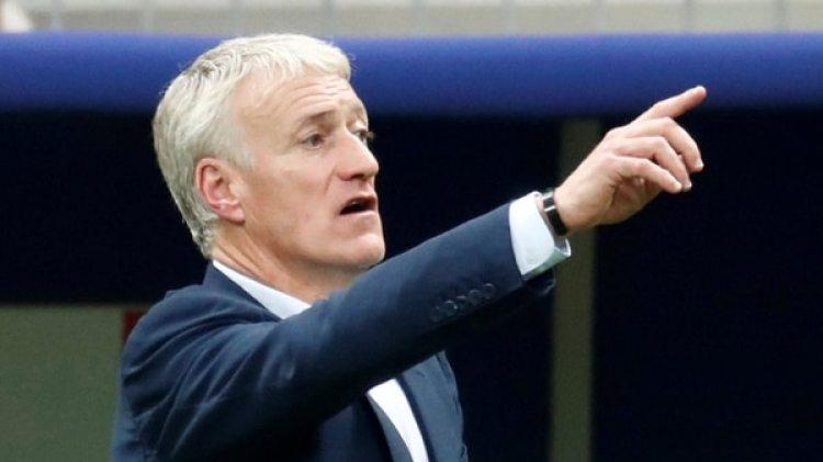 (Reuters) Deschamps, candidato a mejor entrenador, es el último en conseguir un Mundial