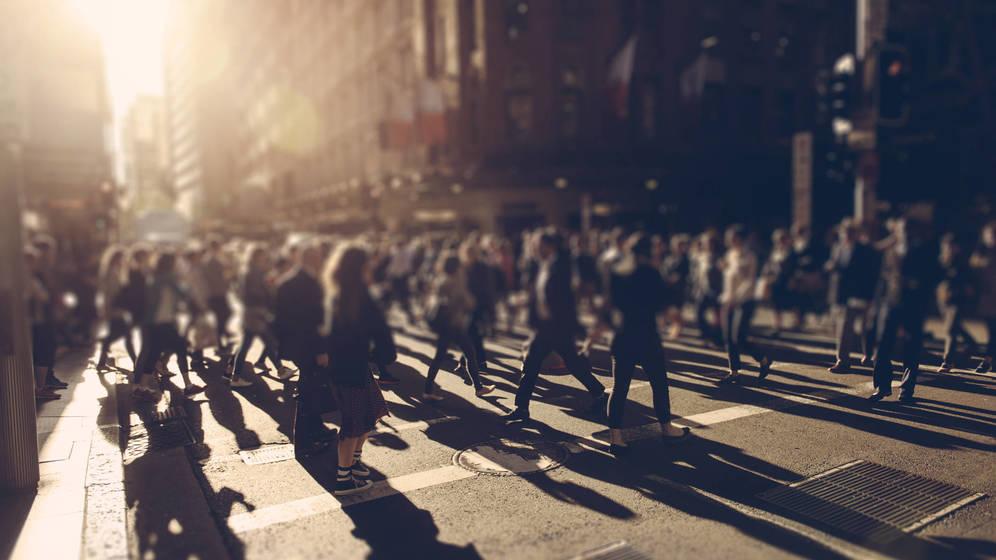 Foto: La población mundial no dejará de crecer. (iStock)