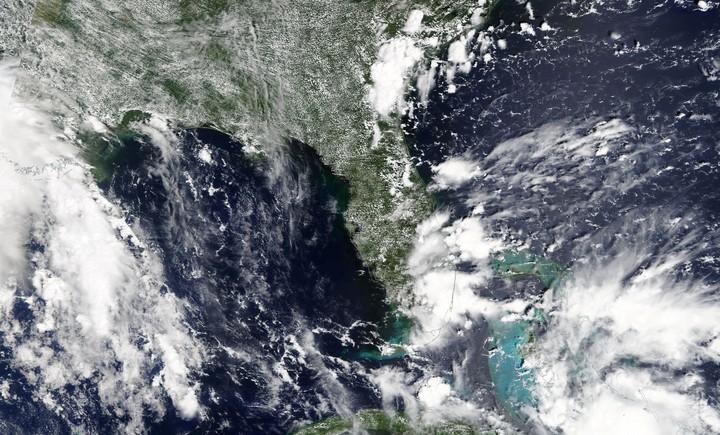 Vista satelital de Gordon./ Reuters