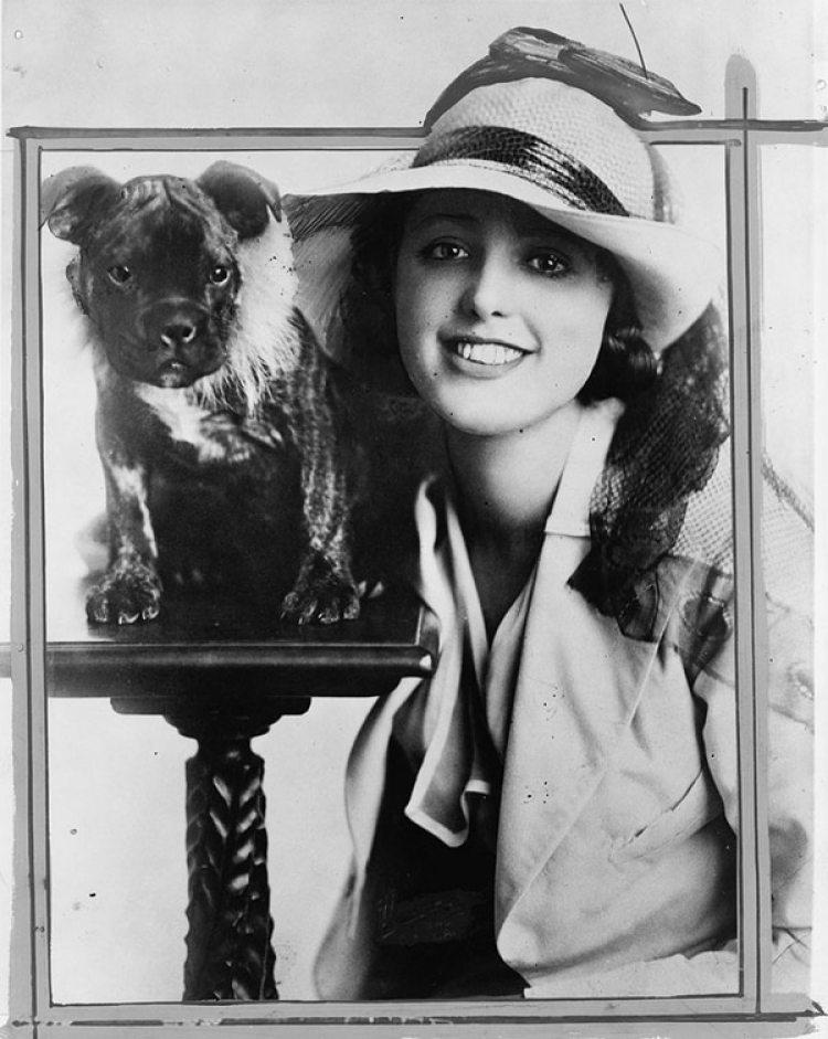 La actriz Virginia Rappe murió a los 25 años