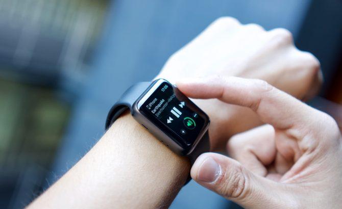 El futuro de Apple Watch pasa por tener la pantalla siempre encendida