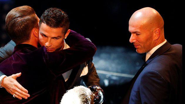 Zidane reveló quién era el verdadero líder de su Real Madrid