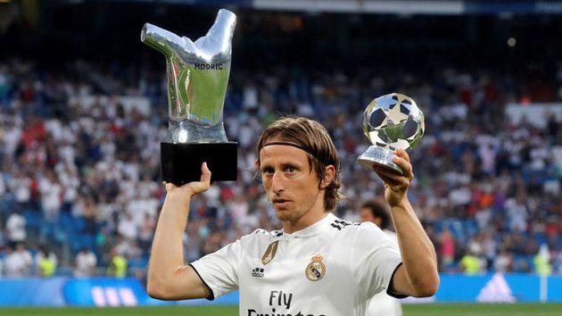 """""""Cristiano es uno de los mejores de siempre, pero pienso que Modric merece este premio"""""""