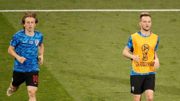 El dardo de Rakitic por los celos de Cristiano Ronaldo a Modric