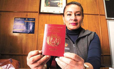 Informe. La Directora de Migración dio detalles del proyecto.