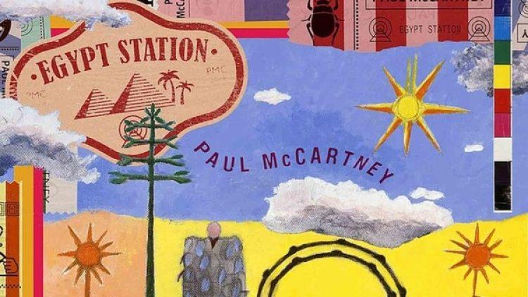 """""""Egypt Station"""" es el primer álbum de nuevas composiciones desde 2013, cuando el músico de Liverpool (noroeste de Inglaterra), de 76 años, editó el éxito de listas internacionales """"NEW"""""""