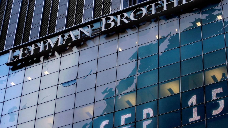 Foto: Una década desde caída de Lehman Brothers. (EFE)