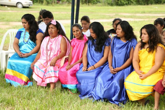 Pueblos indígenas de Tarija denuncian