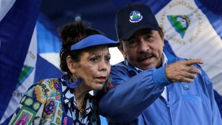 Las manifestaciones contra Ortega y su esposa, la vicepresidenta Rosario Murillo, comenzaron por unas reformas de seguridad social y se convirtieron en exigencia de renuncia del mandatario poracusaciones de abuso y corrupción
