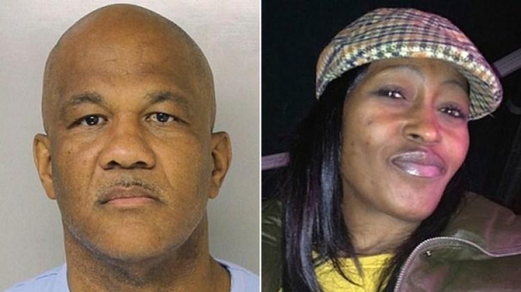 Virgil Solis y quien era su esposa y a quien asesinó brutalmente, Valerie