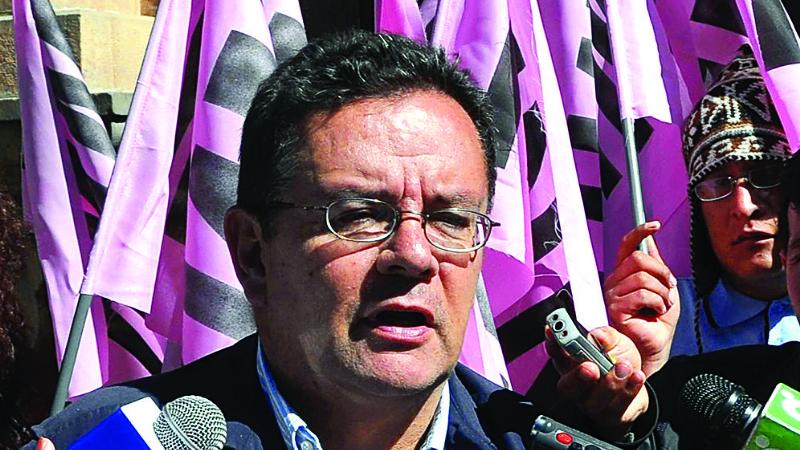 Primarias: el MNR afirma estar dispuesto a reunirse con Mesa