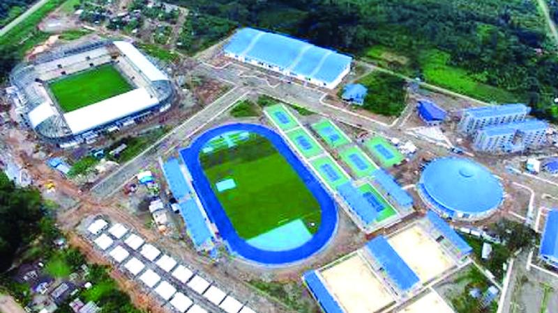 Recuento de las megaobras del Gobierno para los municipios del Chapare