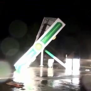 En crudo y sin editar, los inquietantes videos del impacto del huracán Florence en Estados Unidos