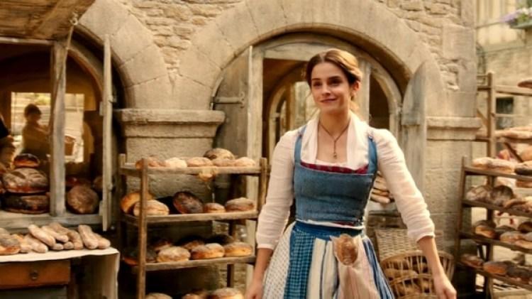 """Emma Watson en """"La Bella y la Bestia"""""""