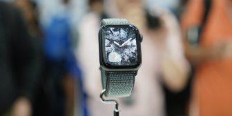 El fuego, agua y vapor de las nueva esfera animada del Apple Watch son reales