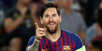 Messi no fue finalista en 'The Best' y esto pasará con su asistencia