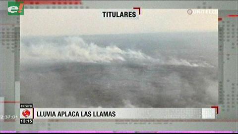 Video titulares de noticias de TV – Bolivia, mediodía del viernes 14 de septiembre de 2018