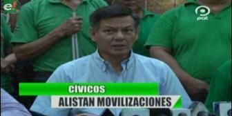 Video titulares de noticias de TV – Bolivia, noche del jueves 20 de septiembre de 2018