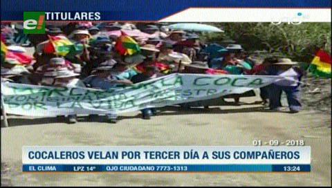 Video titulares de noticias de TV – Bolivia, mediodía del sábado 1 de septiembre de 2018