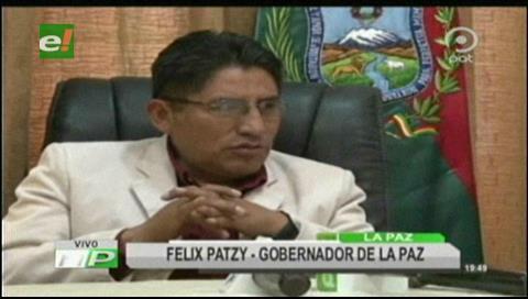 Félix Patzi pide garantizar recursos para el Seguro Universal de Salud