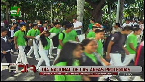 Más del 50% del territorio de Santa Cruz son áreas protegidas