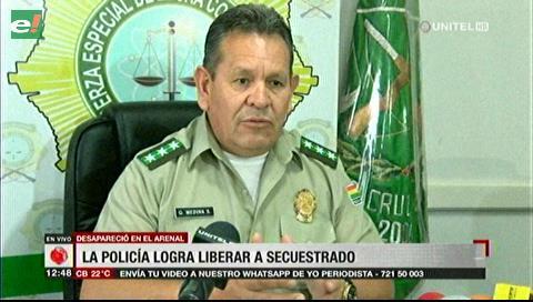Felcc logra rescatar a sujeto que fue secuestrado en El Arenal