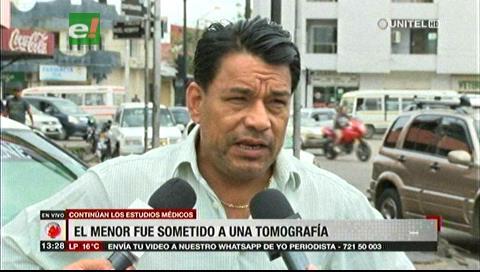 Familia de Sebastián dice que no recibe ayuda, pese a promesas