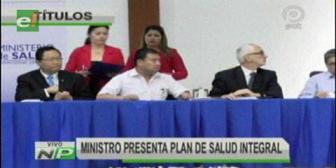 Video titulares de noticias de TV – Bolivia, mediodía del jueves 20 de septiembre de 2018