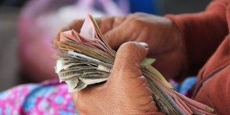 Las remesas crecen un 6% en el primer semestre del año