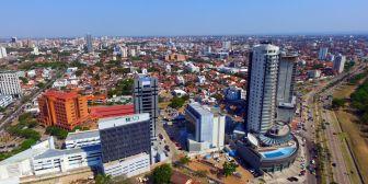 Santa Cruz frente a la segunda transformación económica