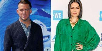 Bailes eróticos y minigolf: el nuevo romance entre Channing Tatum y la cantante británica Jessie J