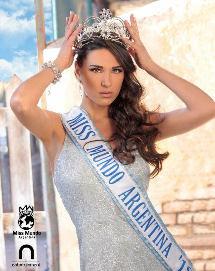Victoria, la participante entrerriana que representará a Argentina en Miss Mundo